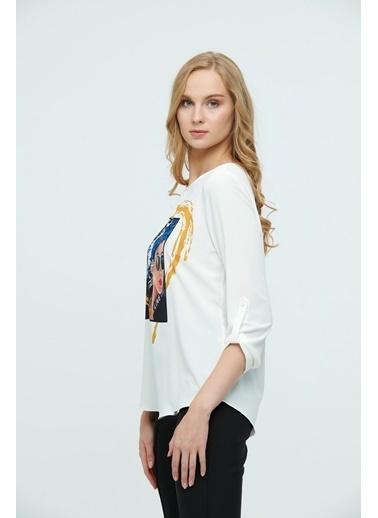 JEANNE D'ARC Bluz Sarı